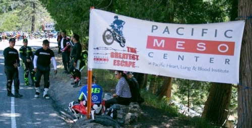 Pacific Meso Center S 5th Annual Greatest Escape Motorcycle Ride Raises Funds And Awareness For Mesothelioma Research
